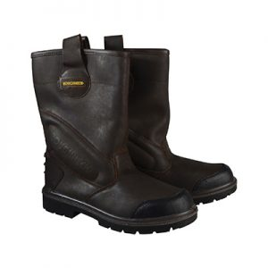 Roughneck Safety Rigger boots